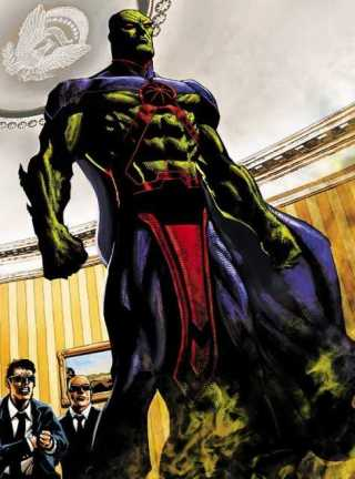 Martian-Manhunter-Comic-Vine