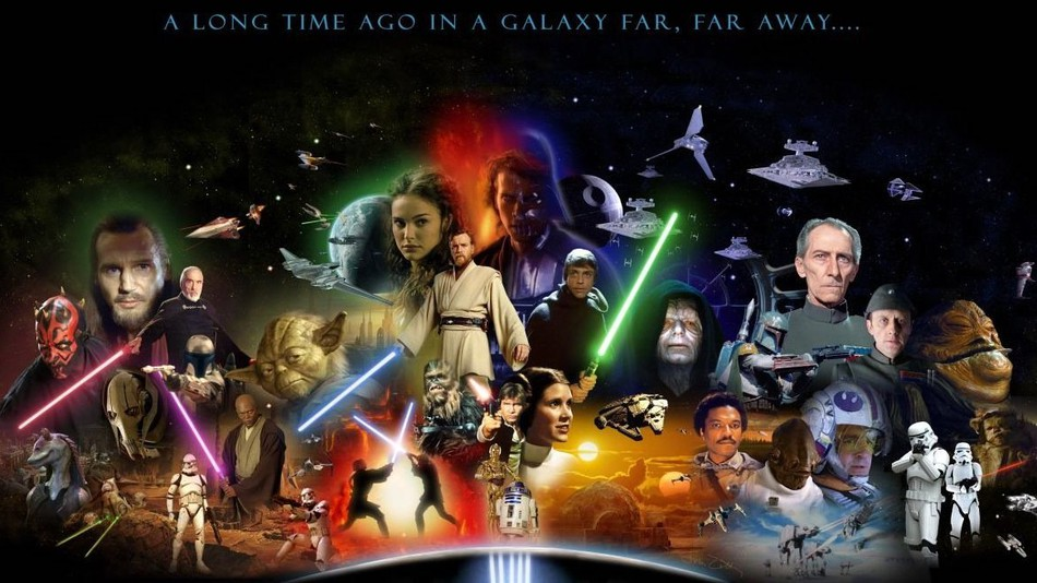 galaxy far far away