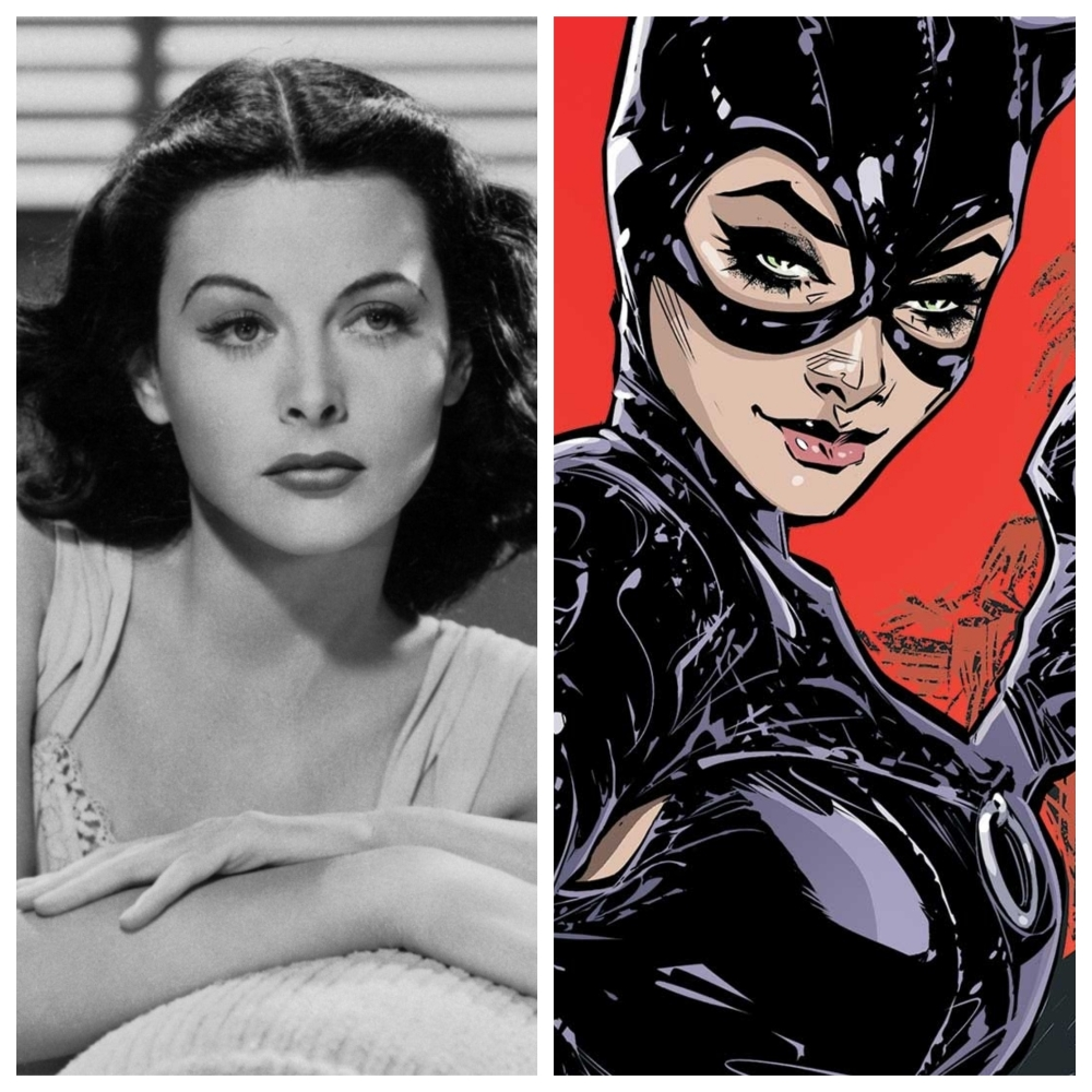 hedy lamarr catwoman
