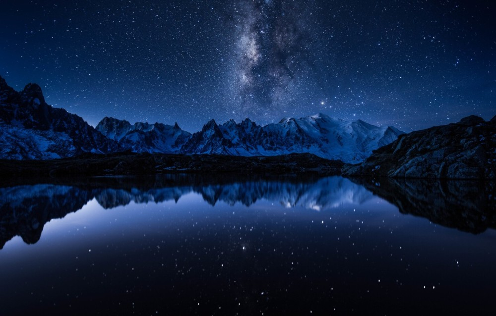 space reflection