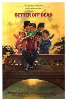 movie poster better off dead