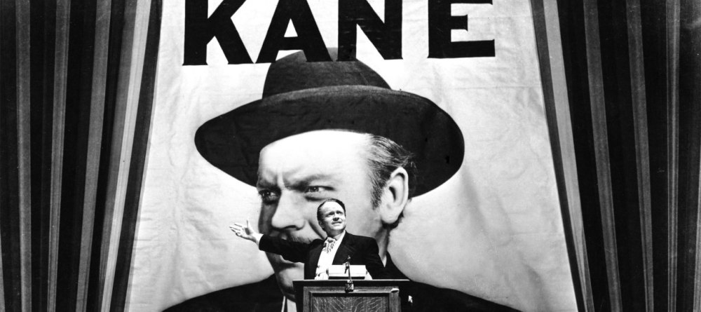 EF83PP ORSON WELLES CITIZEN KANE (1941)