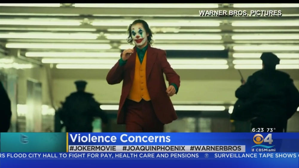 is joker dangerous