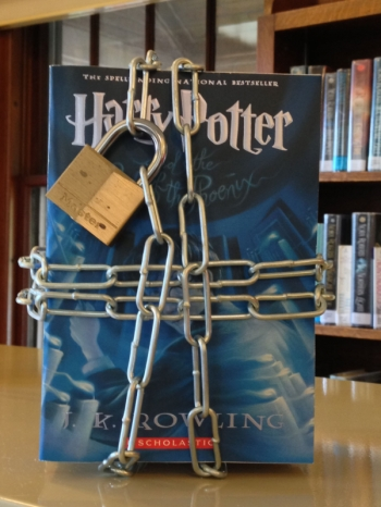 locked harry potter
