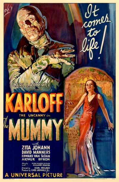 The_Mummy_1932_film_poster